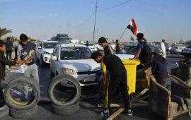 قلق أممي من احتجاجات العراق.. والجيش يعلن فتح جميع الطرق