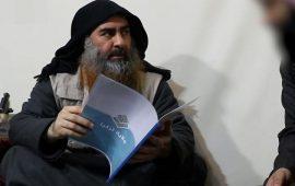 """مسؤول تركي: أرملة البغدادي كشفت معلومات مهمة عن """"داعش"""""""