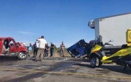حادث طرق بين مركبتين قرب اللد يسفر عن إصابتين