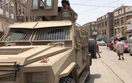 اشتباكات عنيفة بين قوات موالية للانفصاليين ومسلحين في عدن