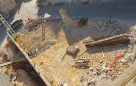 """عضوا """"طلعة عارة"""" محمد اغبارية وعبد الهادي أبو شهاب يطالبان  المجلس باستئناف الأعمال في شارع مصمص ويهددان بالقضاء في حال المماطلة"""