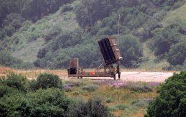 الجيش الإسرائيلي يعترض أربعة صواريخ أطلقت من سوريا