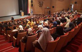 أم الفحم: حضور حاشد في احتفال مشروع تكوين العلماء بذكرى المولد النبوي الشريف