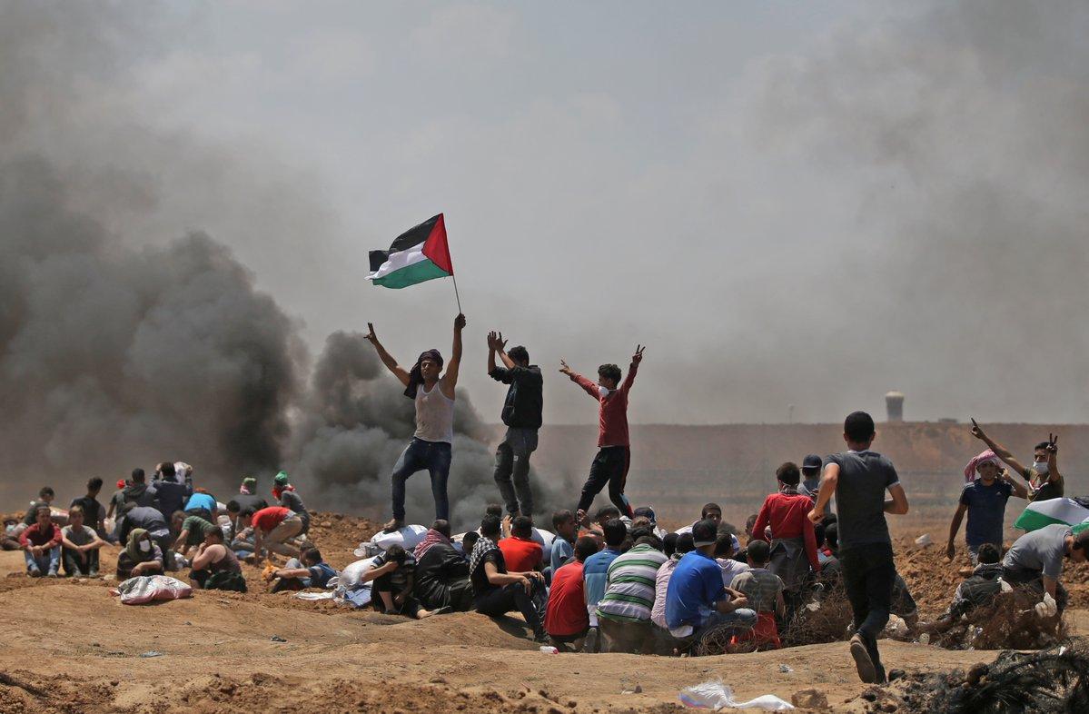 Photo of شهيدان متأثران بجراحهما في غزة
