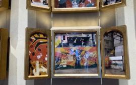 """صبرا وشاتيلا.. معرض بمتحف مدينة الجمال """"فينيسيا"""""""