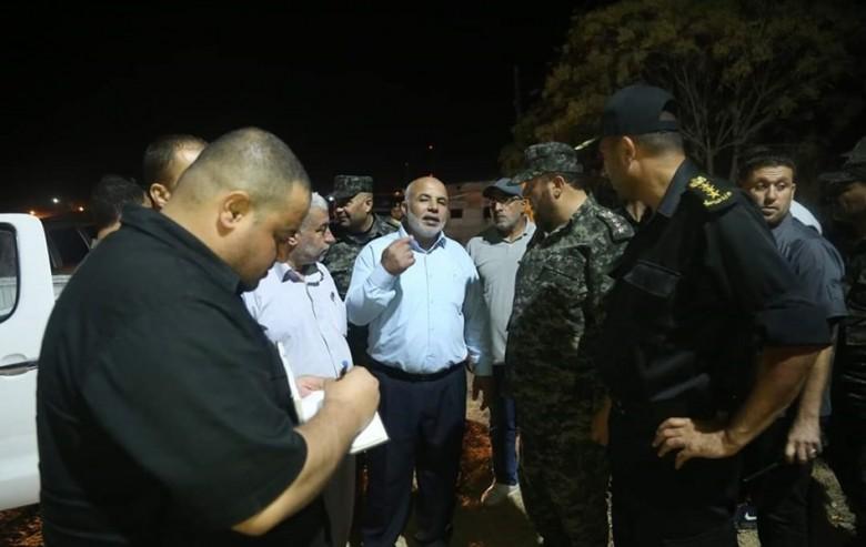 الداخلية في غزة تعلن إحباط محاولة تسلل للأراضي المصرية