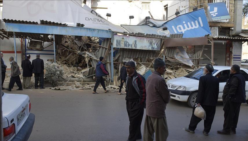 Photo of ارتفاع حصيلة زلزال إيران إلى 6 قتلى و300 مصاب