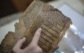 """مخطوطات ومطبوعات.. """"ثروة عثمانية"""" بحوزة فلسطيني"""
