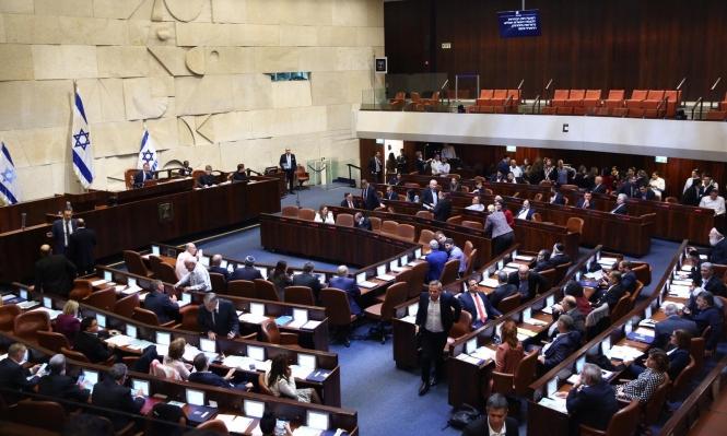 حل الكنيست الإسرائيلي وانتخابات ثالثة في في آذار القادم