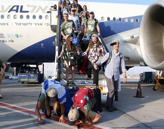 Photo of ربع مليون يهودي هاجروا للبلاد في أخر 10 سنوات