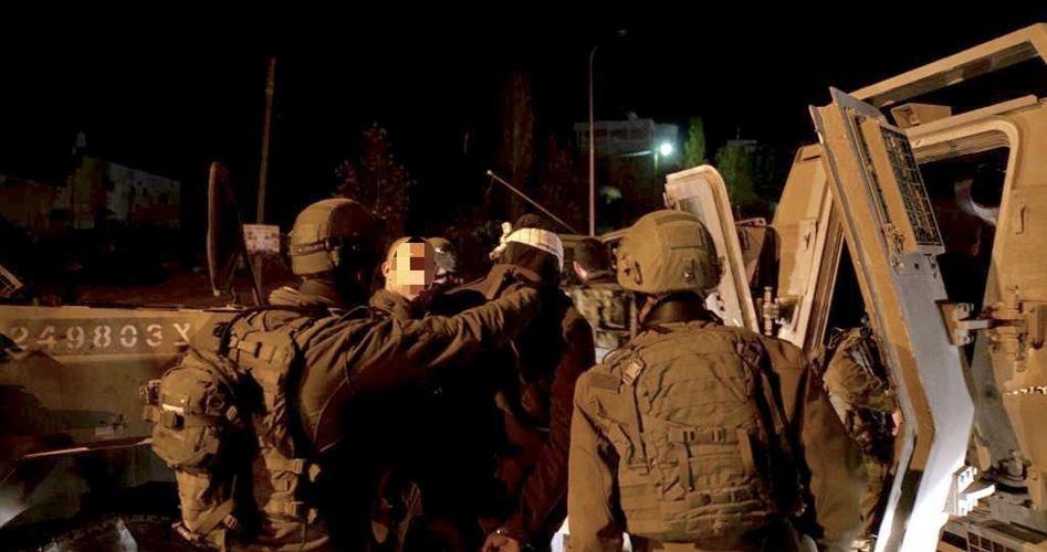 Photo of أسير شهيد و360 حالة اعتقـال خلال نوفمبر