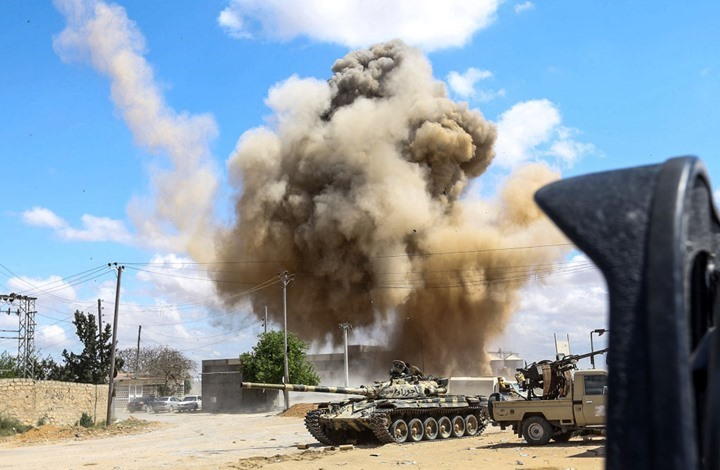 Photo of ليبيا تطالب واشنطن بموقف واضح من حفتر