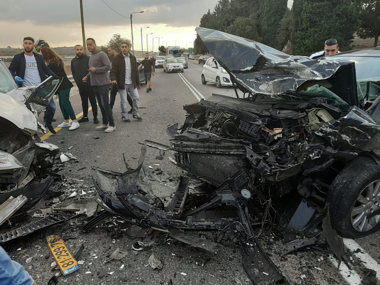 Photo of مصرع شاب من مجد الكروم في حادث طرق
