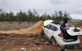 حادث طرق قرب مجدل شمس يسفر عن مصرع امرأة و5 إصابات
