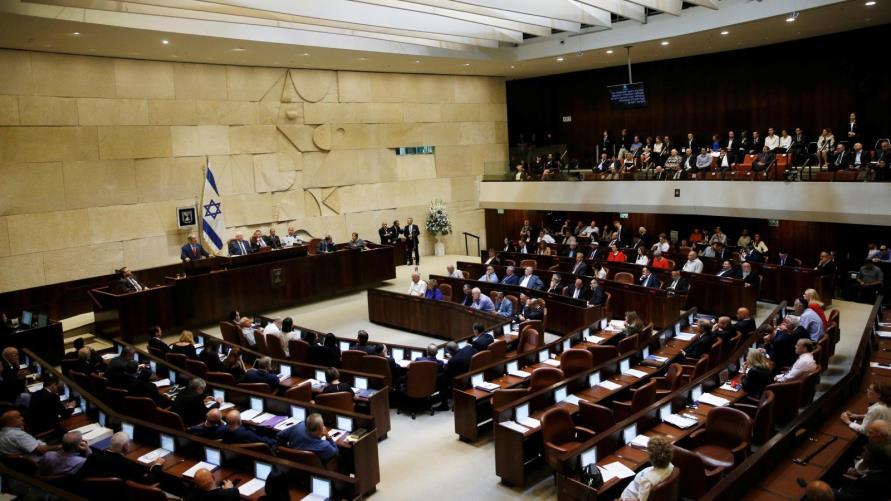 "Photo of حزب ""أزرق أبيض"" ينسحب من السباق على تشكيل حكومة إسرائيلية"