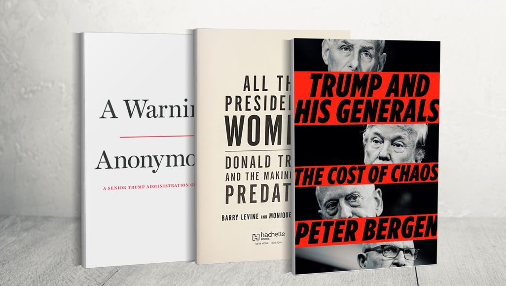 Photo of كاره النساء ورجل الفوضى المهزوز.. أسرار ترامب في مرمى ثلاثة كتب جديدة