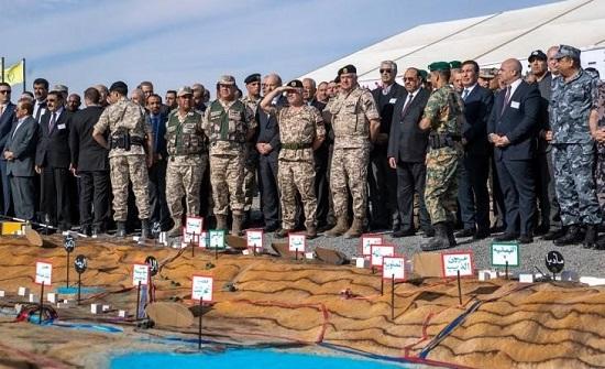 """""""هآرتس"""": التدريبات العسكرية الأردنية تعبّر عن غضب من إسرائيل"""