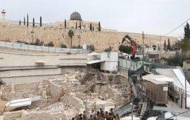 على مدار 52 سنة… أكثر من 100 حفرية إسرائيلية أسفل القدس والأقصى