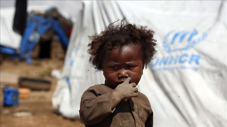 الأمم المتحدة تعلن نزوح 393 ألف يمني منذ بداية 2019