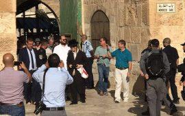 148 مستوطنًا يقتحمون المسجد الأقصى