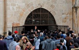 مجلس الإفتاء الأعلى: مصلى الرحمة جزء من الأقصى ولن يغلق