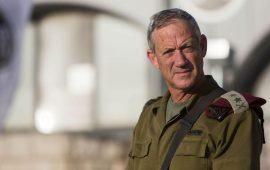 غانتس: سنعمل على ضم غور الأردن بعد انتخابات الكنيست