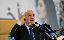 الرئيس الجزائري يأمر بإعداد قانون يجرم مظاهر العنصرية وخطاب الكراهية