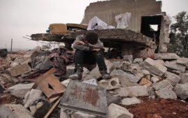 """سورية """"بلد محطم وشعب مهجر"""": مقتل أكثر من ثلاثة آلاف مدني بـ2019"""