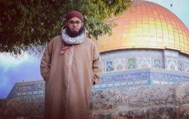 اعتقال بلال مواسي من باقة الغربية إثر تواجده في باب الرحمة بالقدس