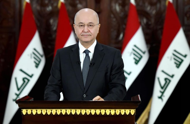 Photo of برهم صالح يمهل الكتل حتى الجمعة لترشيح رئيس للحكومة
