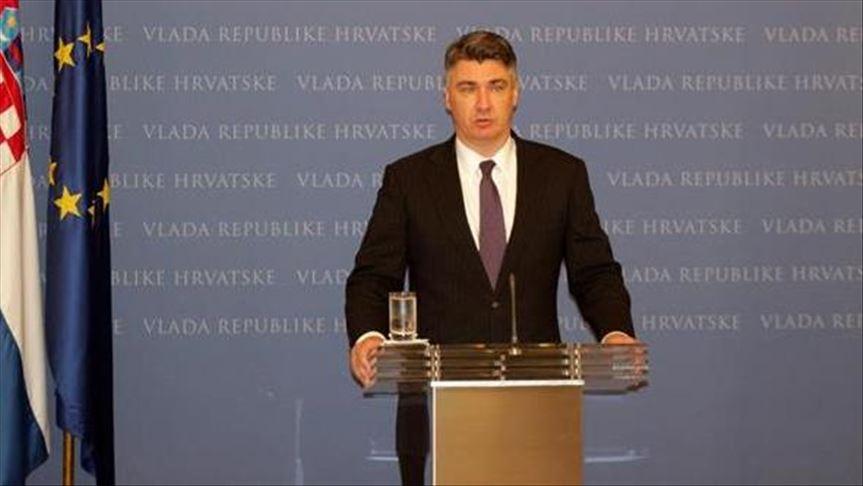Photo of كرواتيا.. رئيس الوزراء السابق ميلانوفيتش يفوز بالرئاسيات
