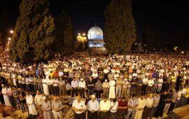 """خلال حملة """"الفجر العظيم""""خديجة خويص: المقدسيون أثبتوا جدارتهم بالدفاع عن الأقصى"""
