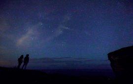 علماء: الأقمار الصناعية خطر يهدد ظلمة السماء