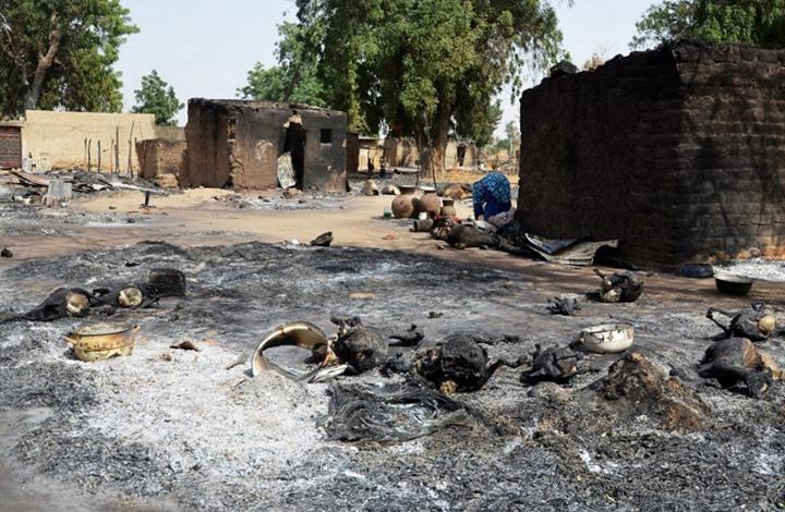 Photo of مقتل 30 في انفجار عبوة ناسفة بشمال شرق نيجيريا
