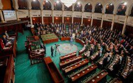 تواجه مصيرا غامضا.. برلمان تونس يبدأ مناقشة منح الثقة لحكومة الجملي