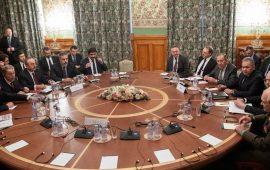 بإشراف روسي تركي.. وفدا حفتر وحكومة الوفاق يبحثان في موسكو توقيع اتفاق وقف إطلاق النار