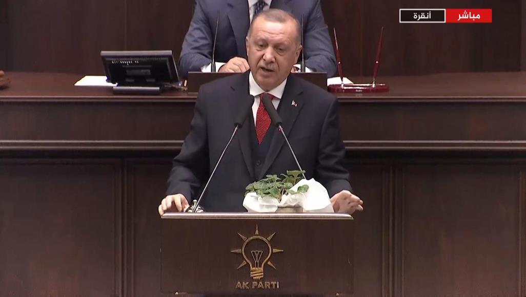 أردوغان: حفتر فر هاربا من مفاوضات موسكو وسنلقنه درسا إذا واصل هجومه