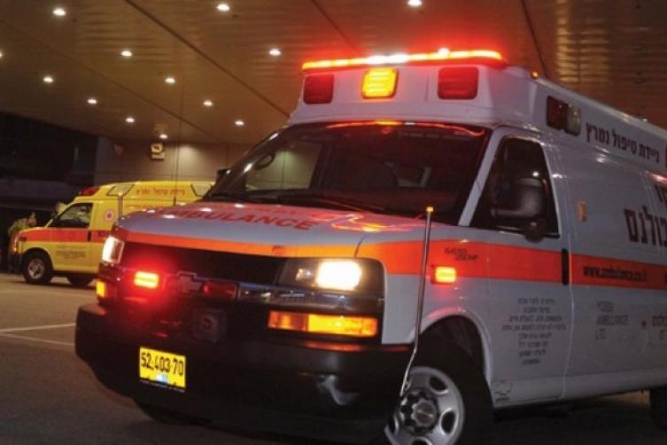 Photo of باقة الغربية: اصابة خطرة لعامل سقط في ورشة بناء