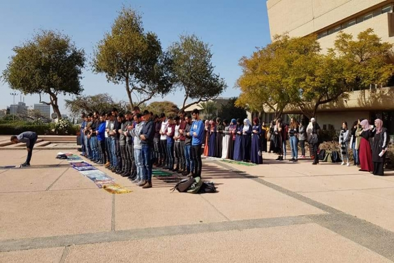 في مدرستنا مصلّى
