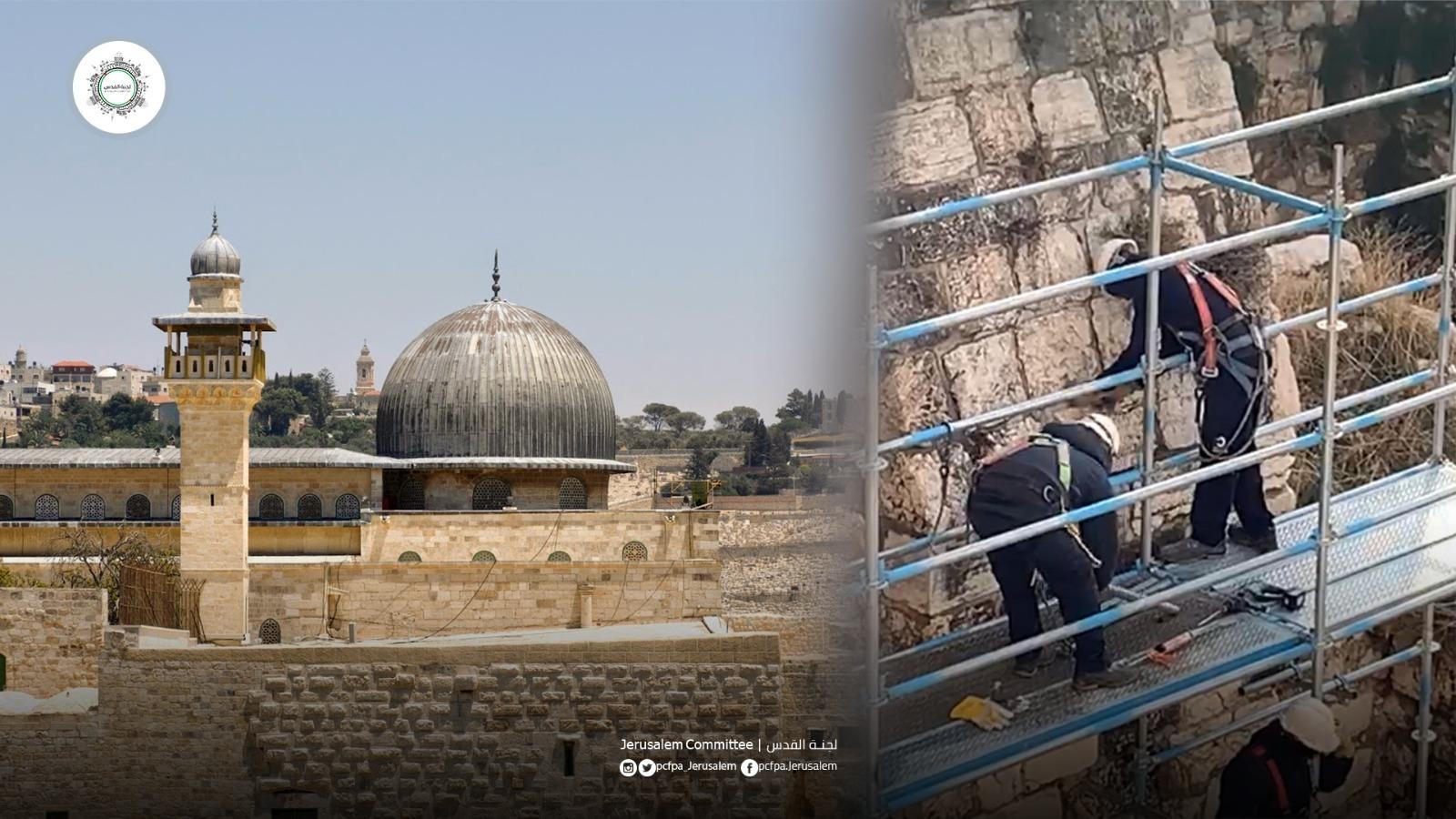 Photo of لجنة القدس في المؤتمر الشعبي تطالب بوقف التهويد الإسرائيلي للمسجد الأقصى
