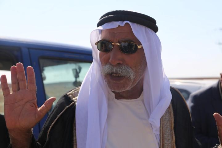 Photo of النقب: اعتقال شيخ العراقيب واقتياده إلى التحقيق