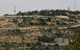 """وزير الحرب الإسرائيلي: المنطقة """"ج"""" بالضفة الغربية لنا"""