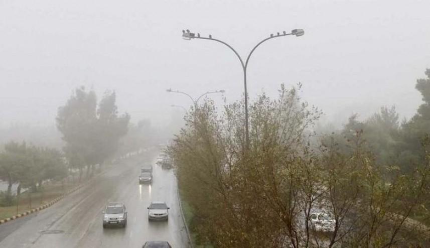 Photo of حالة الطقس: أجواء غائمة ومغبرة وشديدة البرودة