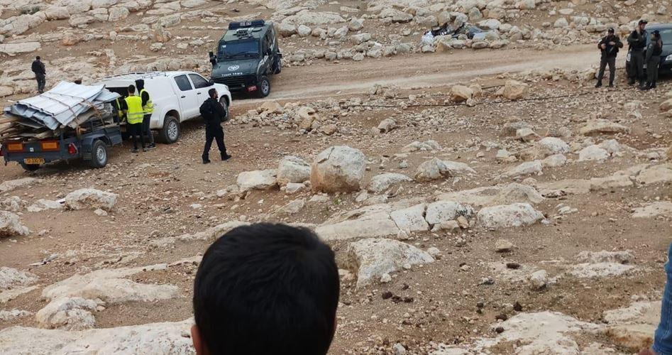الاحتلال يهدم منزلين في الضفة والقدس