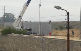 ماذا وراء بناء مصر جدارا أمنيا جديدا على حدود قطاع غزة؟