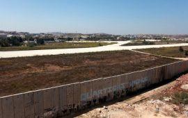 مشروع استيطاني ضخم على أراضي مطار قلنديا