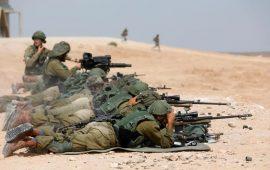 الاحتلال يزعم رصد عملية قنص للمقاومة شرق خانيونس