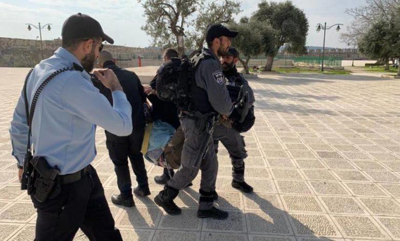 """عرّاب الاقتحامات الإسرائيلية لـ """"الأقصى"""" متهم بالسرقة"""