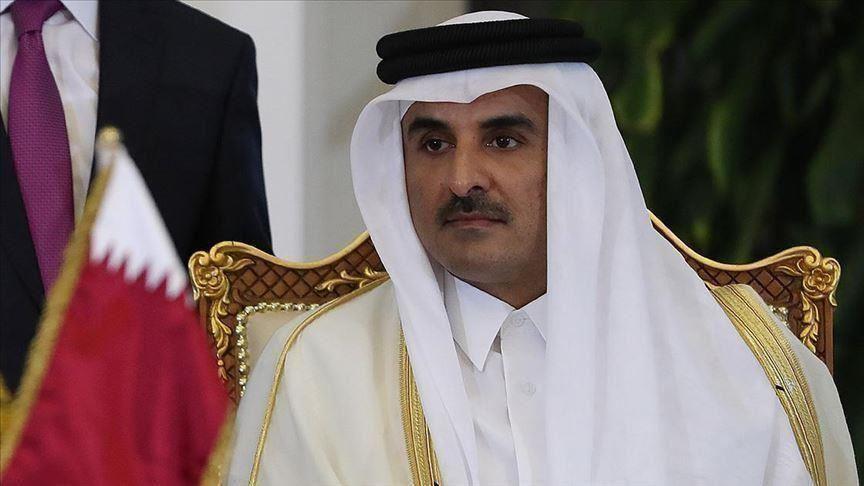 لأول مرة منذ 2014.. أمير قطر يزور الأردن الأحد