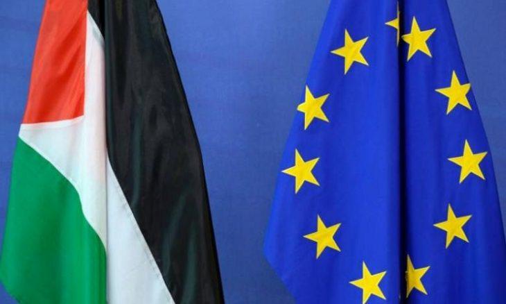 """""""هآرتس"""": دول بالاتحاد الأوروبي تقود مبادرة لاعتراف مشترك بدولة فلسطينية"""